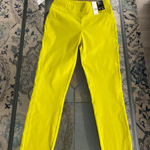 (NEW) High-Waisted Pull-On Ankle Pant NY&Co